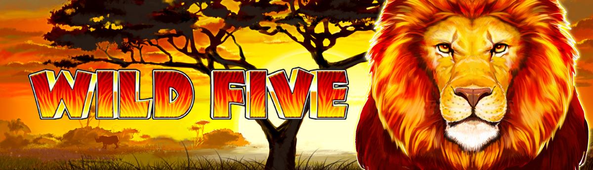 Slot Online WILD FIVE