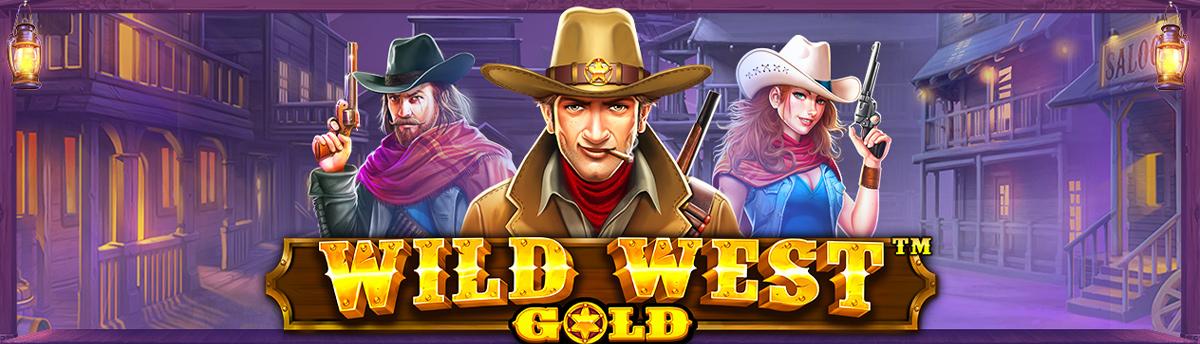 Slot Online Wild West Gold