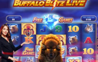 Casinò Online Buffalo Blitz Live