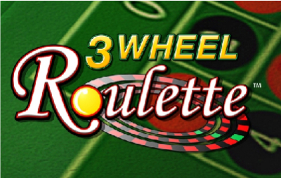 Casinò Online 3 WHEEL ROULETTE