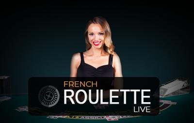 Casinò Online LIVE FRENCH ROULETTE
