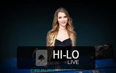 Casinò Online LIVE HI-LO