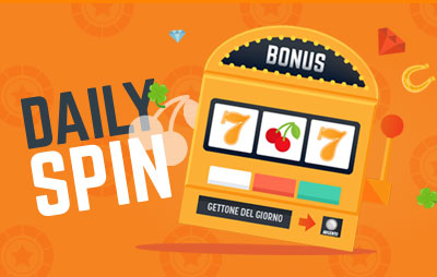 Giochi Online DAILY SPIN