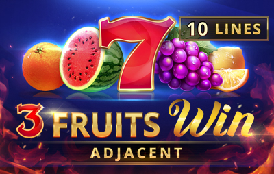 Slot Online 3 FRUITS WIN