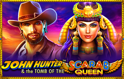 Slot Online JOHN HUNTER AND THE TOMB OF THE SCARAB QUEEN