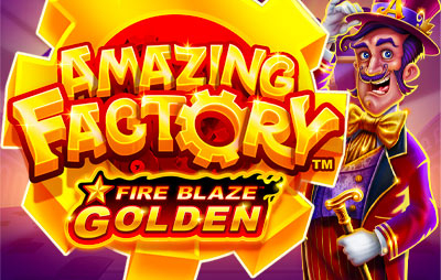 Slot Online Fire Blaze Golden: Amazing Factory