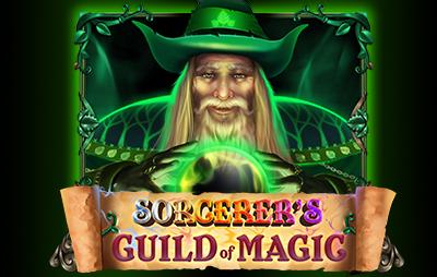 Slot Online SORCERER'S GUILD OF MAGIC