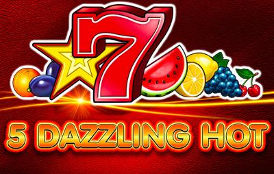Slot Online 5 Dazzling hot