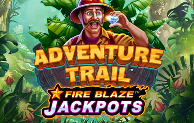 Slot Online Fire Blaze Adventure Trail
