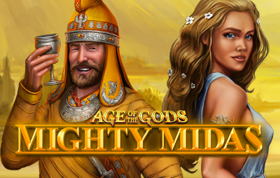 Slot Online AGE OF THE GODS: MIGHTY MIDAS