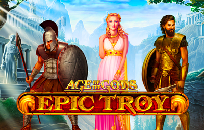 Slot Online Age of the Gods: Epic Troy