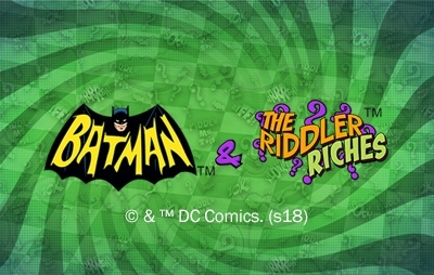 Slot Online BATMAN™ & THE RIDDLER™ RICHES