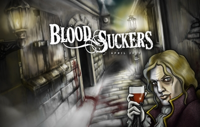 Slot Online BLOOD SUCKERS