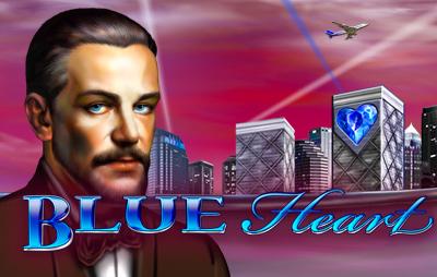 Slot Online Blue Heart