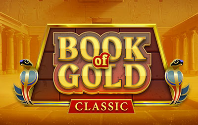 Slot Online Book of Gold: Classic