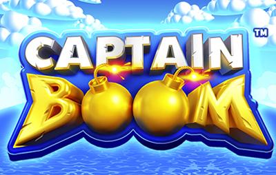 Slot Online Captain Boom
