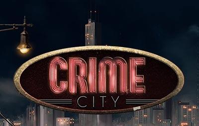 Slot Online CRIME CITY