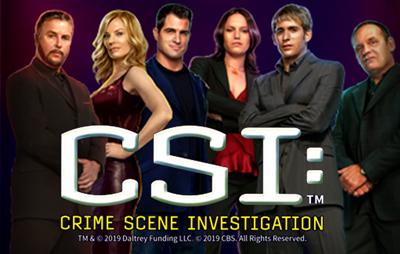Slot Online CSI: Crime Scene Investigation