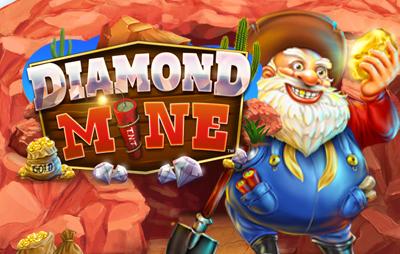 Slot Online DIAMOND MINE