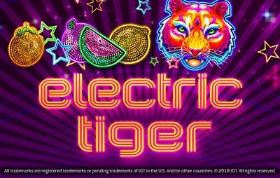 Slot Online ELECTRIC TIGER
