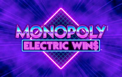 Slot Online MONOPOLY ELECTRIC WINS