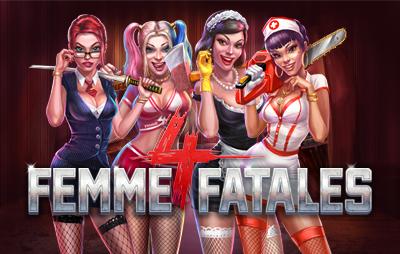 Slot Online FOUR FEMME FATALES