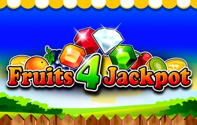 Slot Online FRUITS 4 JACKPOT
