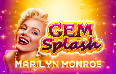 Slot Online GEM SPLASH: MARILYN MONROE