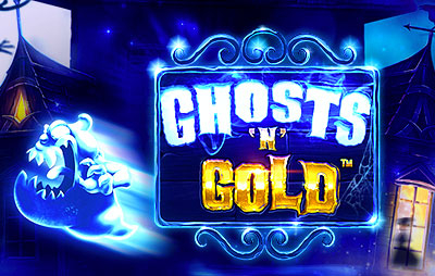 Slot Online GHOST AND GOLD