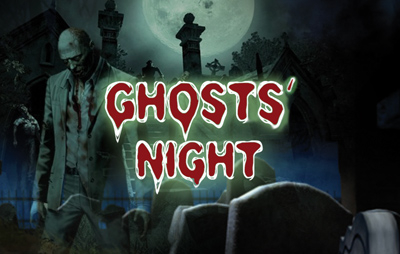 Slot Online GHOSTS NIGHT