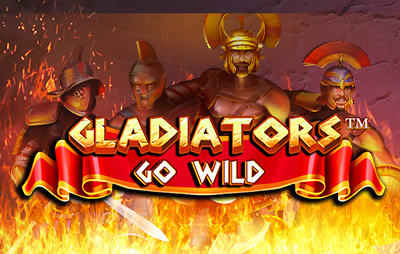 Slot Online GLADIATORS GO WILD