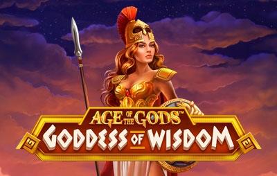 Slot Online AGE OF THE GODS™ GODDESS OF WISDOM