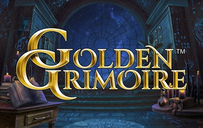 Slot Online GOLDEN GRIMOIRE