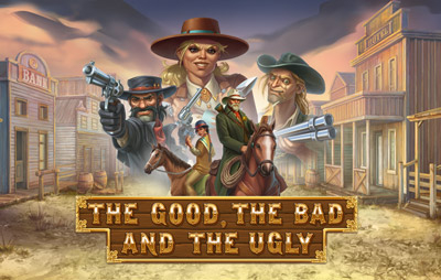 Slot Online THE GOOD THE BAD AND THE UGLY