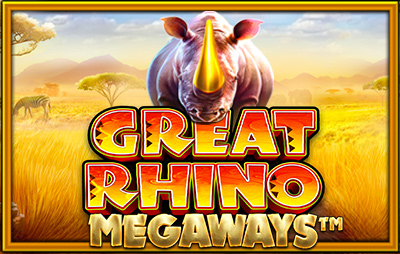 Slot Online Great Rhino Megaways