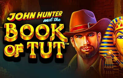 Slot Online John Hunter and The Book of Tut