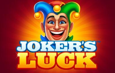 Slot Online Joker's Luck