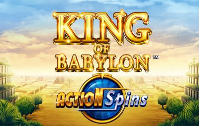 Slot Online KING OF BABYLON
