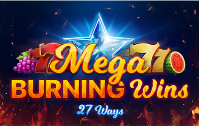 Slot Online MEGA BURNING WINS 27