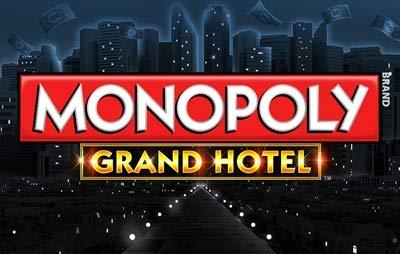 Slot Online MONOPOLY GRAND HOTEL