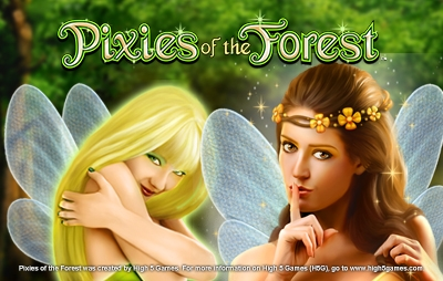 Slot Online PIXIES OF THE FOREST