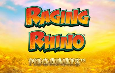 Slot Online RAGING RHINO MEGAWAYS