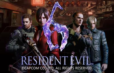 Slot Online RESIDENT EVIL 6
