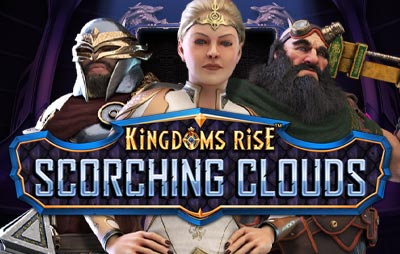 Slot Online Kingdoms Rise: Scorching Clouds