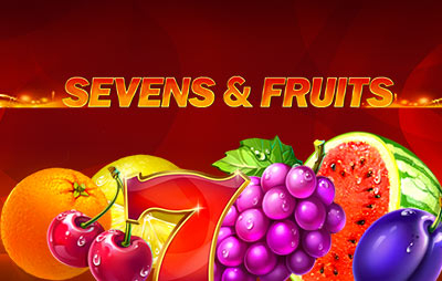 Slot Online SEVENS N FRUITS 20