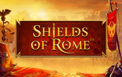 Slot Online Shields Of Rome