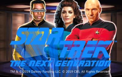 Slot Online STAR TREK: THE NEXT GENERATION