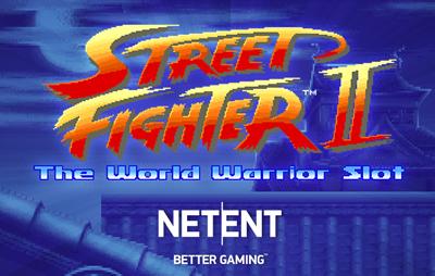 Slot Online STREET FIGHTER 2: THE WORLD WARRIOR SLOT