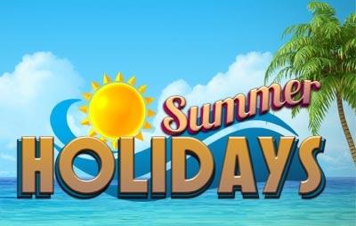 Slot Online SUMMER HOLIDAYS