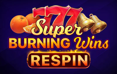 Slot Online SUPER BURNING WINS RESPIN
